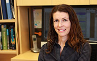 Karen Lloyd, assistant professor, Department of Microbiology, University of Tennessee